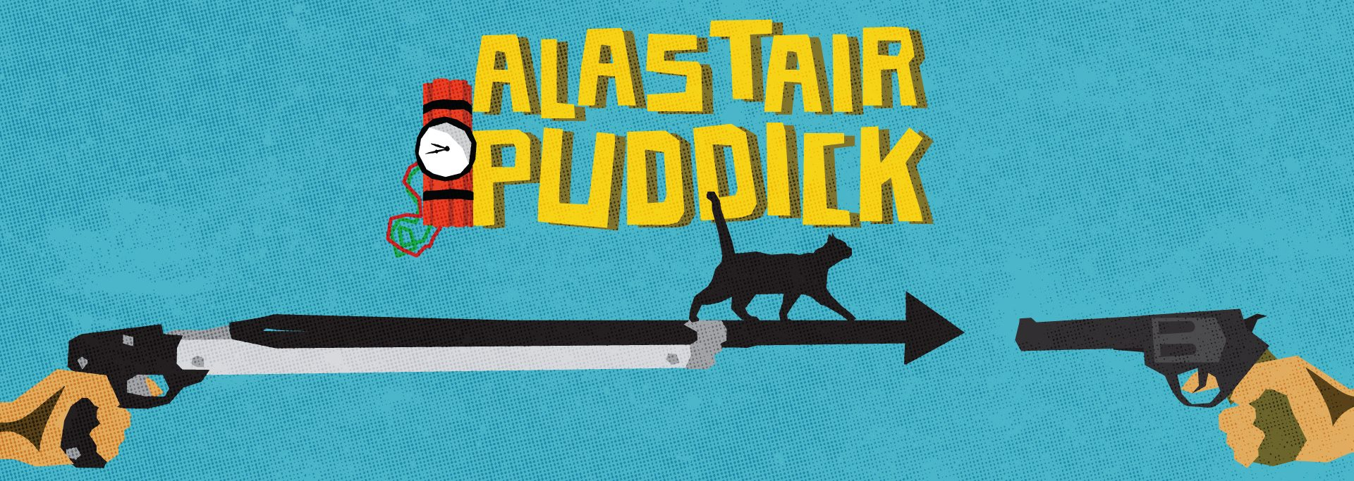 Alastair Puddick